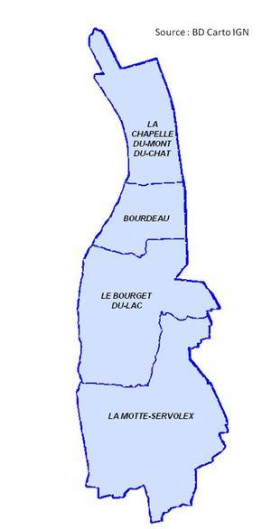 Canton de la Motte Servolex